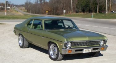 Today's Cool Car Find is this 1971 Chevrolet Nova