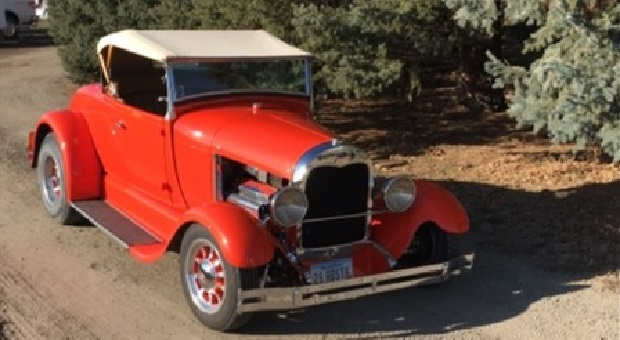 Today's Cool Car Find is this 1929 Ford Model A Roadster