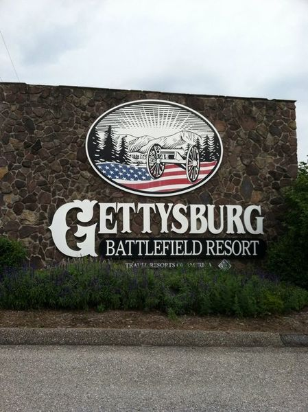 For Sale: Gettysburg Battlefield Resorts Lifetime Camping Membership