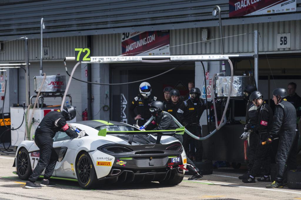 2017 British GT Round 4 - Silverstone