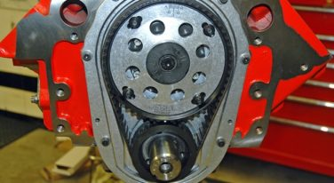 How to Install a Jesel Belt Drive Part 3
