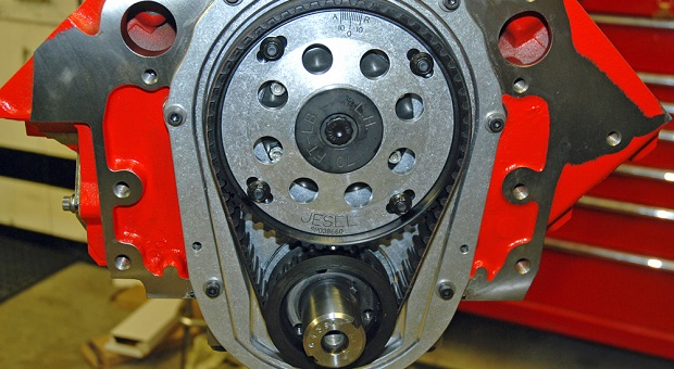 How to Install a Jesel Belt Drive Part 4