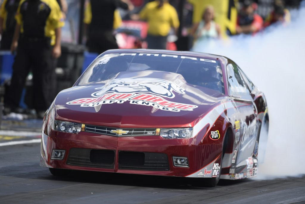 Torrence Grabs Fourth Win at Summit Racing Equipment NHRA Nationals