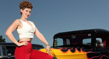 Pinup of the Week: Sweet As Candie