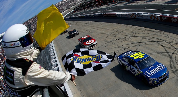 NASCAR Brings History To Life at Dover