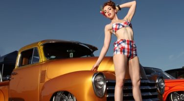 Pinup of the Week: Rina Bambina