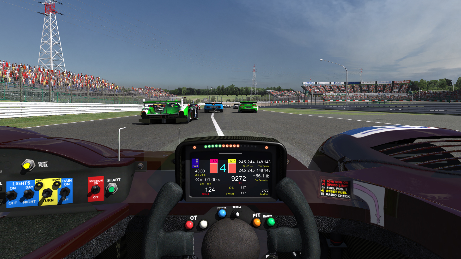 iRacing Spreads its Wings