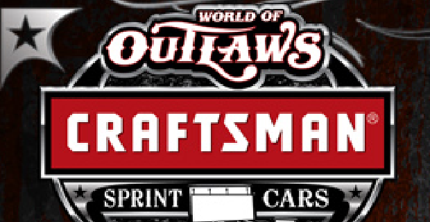 Kyle Larson Wins World of Outlaws Race at Eagle Raceway