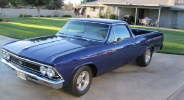 Today's Cool Car Find is this 1966 Chevrolet El Camino