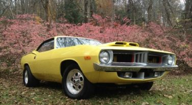 Today's Cool Car Find is this 1972 Plymouth Barracuda
