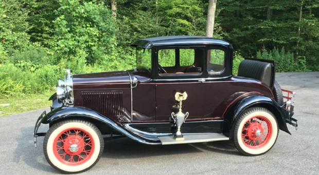 Today's Cool Car Find is this 1931 Ford Model A
