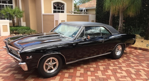 Today's Cool Car Find is this 1967 Chevrolet Chevelle