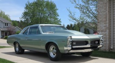 Today's Cool Car Find is this 1967 Pontiac Tempest