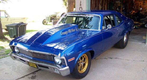Today's Cool Car Find is this 1970 Chevrolet Nova