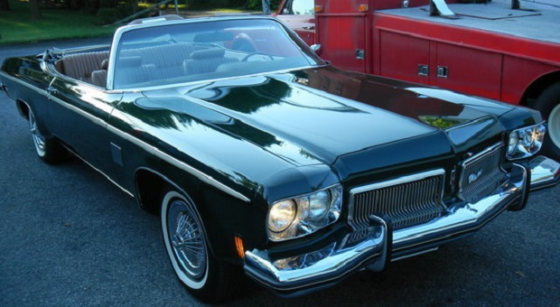 Today's Cool Car Find is this 1973 Oldsmobile Delta 88