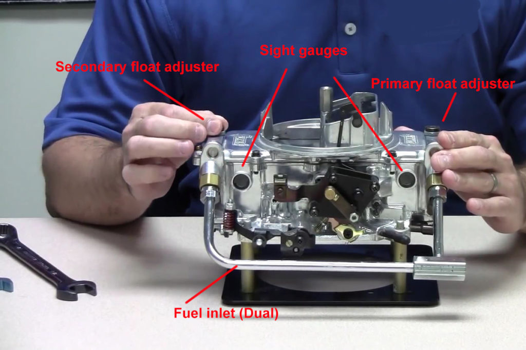 Carburetors, Mike Aguilar, Quick Fuel Technology