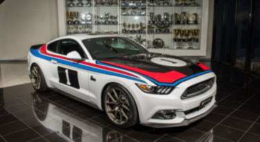 Limited Edition Mustang Celebrates Historic  Finish in Bathurst 100