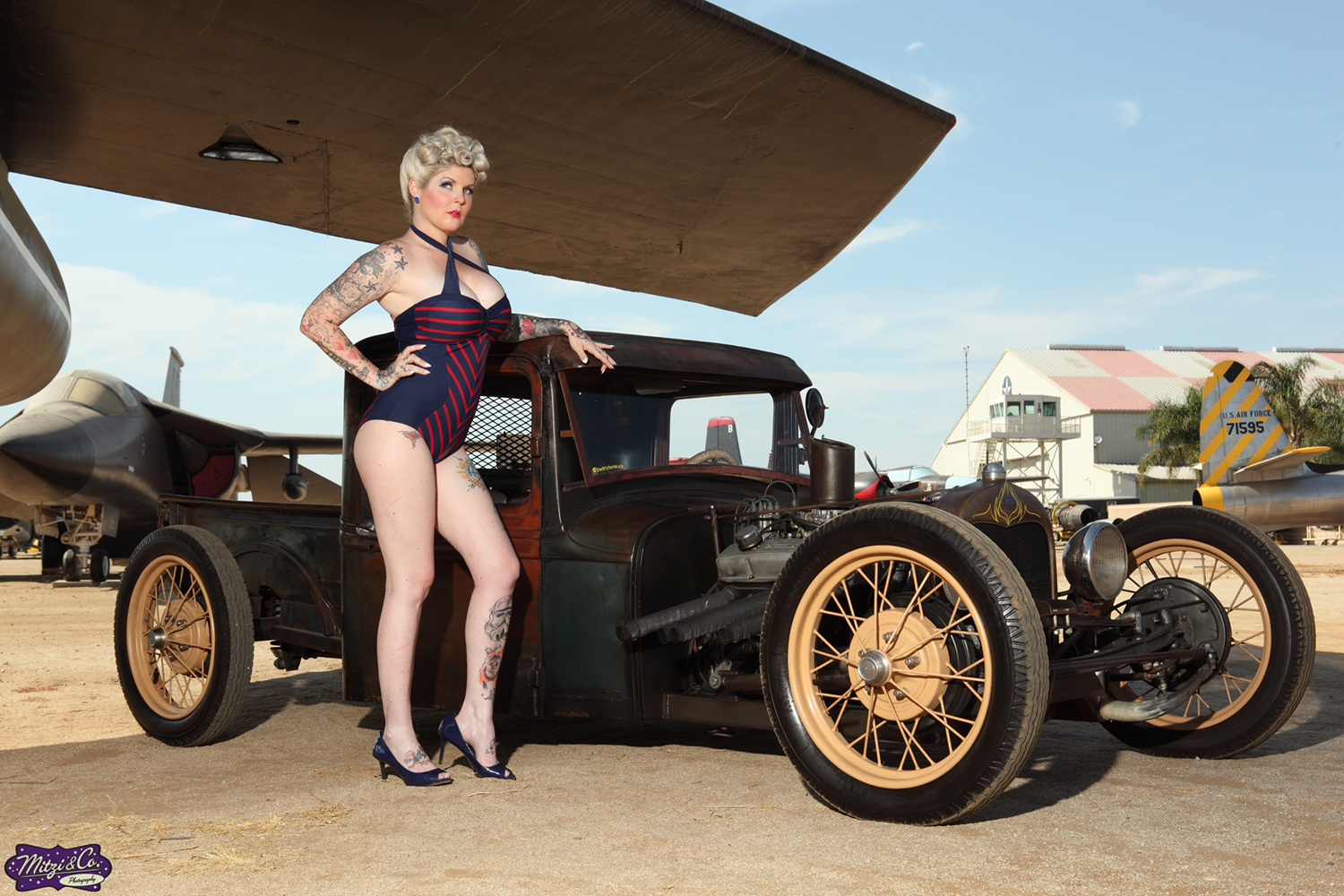 Boston Bombshell Pinup of the Week