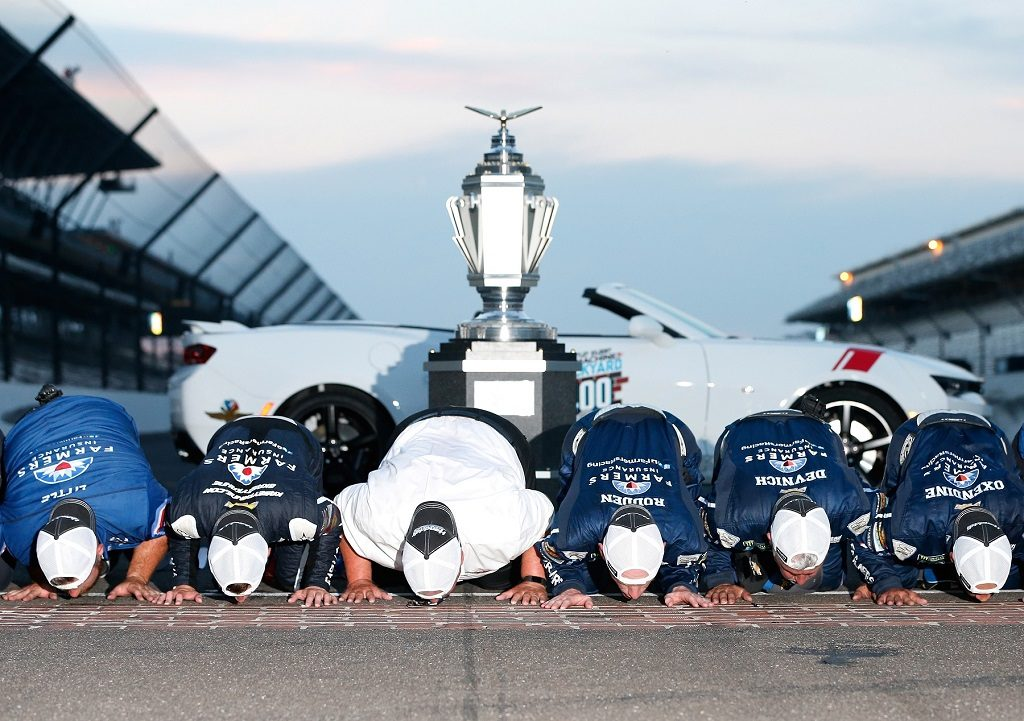 Rising NASCAR Stars Earn Their Place at the Brickyard