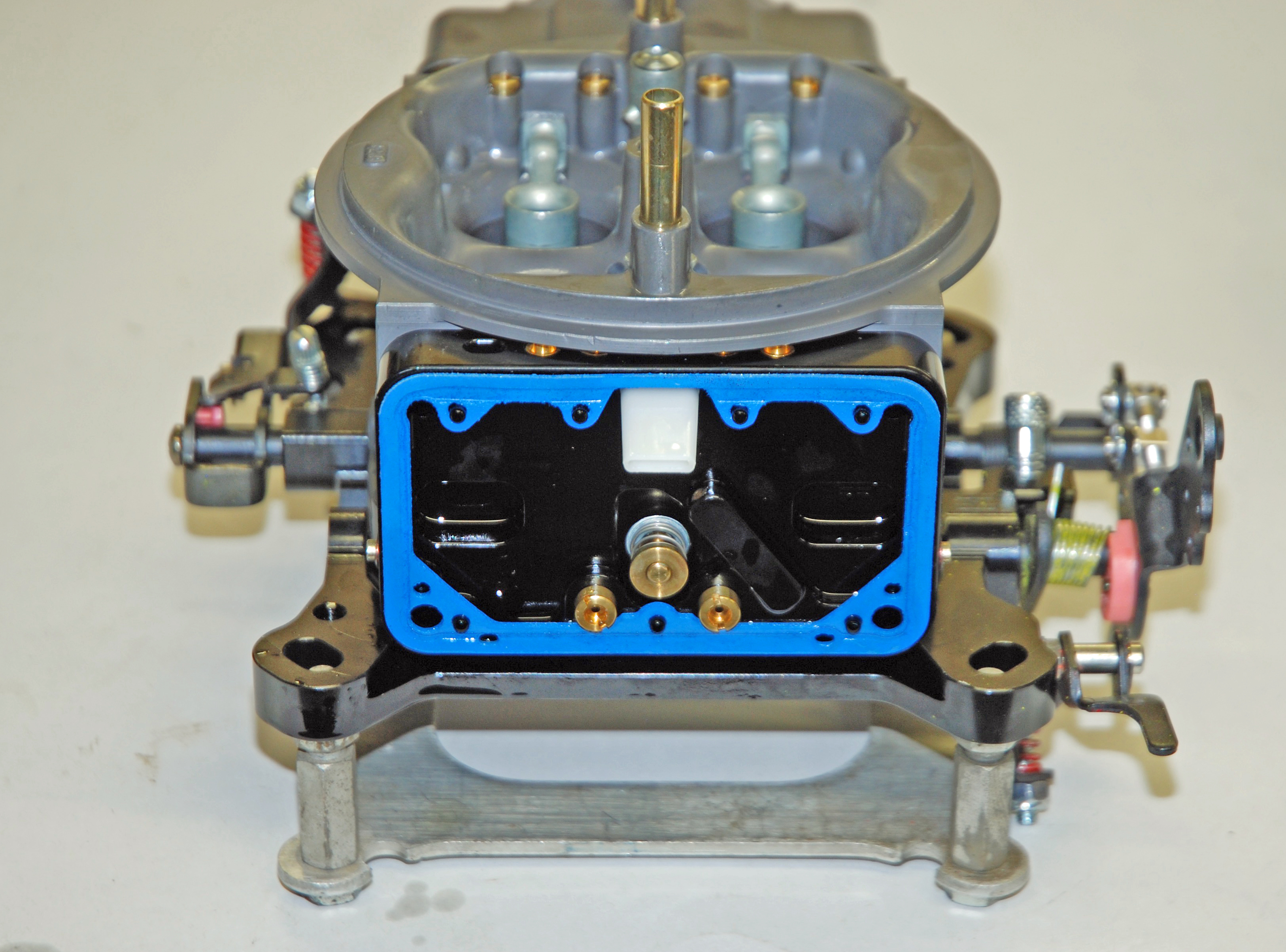 Holley Carb Jetting