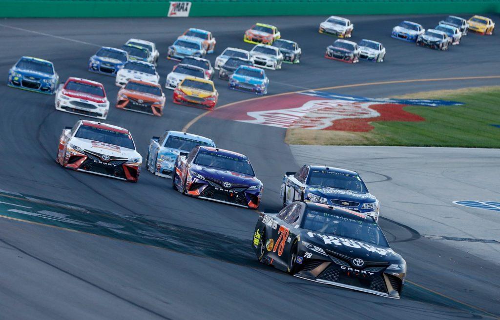 NASCAR Kentucky Speedway 2017