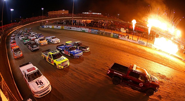 Matt Crafton Snaps Winless Streak at Eldora Speedway