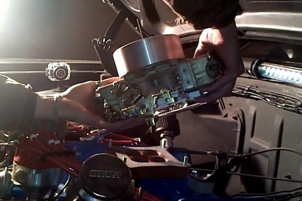 Carburetors, Mike Aguilar, Quick Fuel Technology