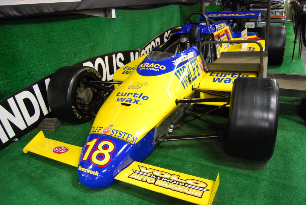 Michael Andretti's Kraco Indy Car
