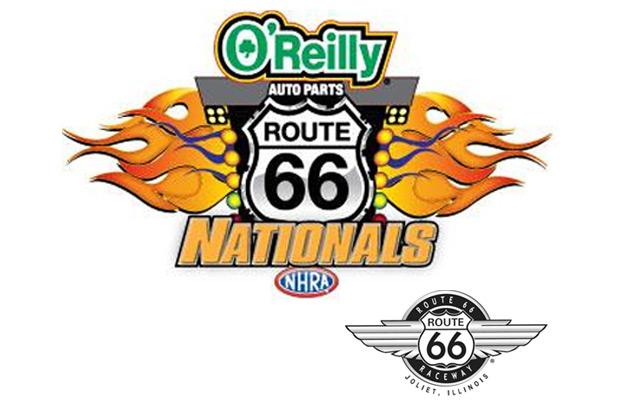 NHRA, ROute 66 NAtionals, Ellen Richardson