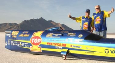 Rocky Robinson Ready to Take Ack Attack to Ultimate Speed