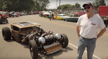 [Video] Worlds Fastest Model T Coupe