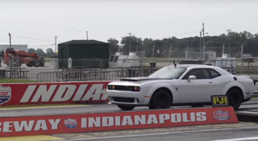 [Video] The Dodge Demon Will Hit 60 in 2.3 Seconds!