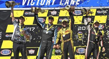 Todd Makes History at 30th Toyota NHRA Sonoma Nationals