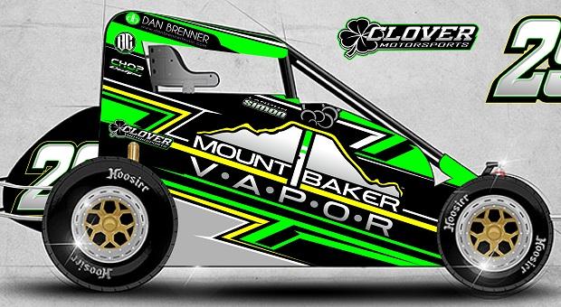 Landon Simon To Race for Clover Motorsports During PA Midget Week