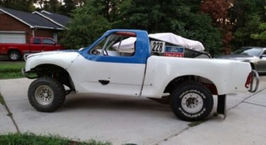 Today's Cool Car Find is this Ford Sand Dune Racer