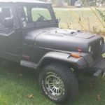 Today's Cool Car Find is this 1989 Jeep Super Wrangler