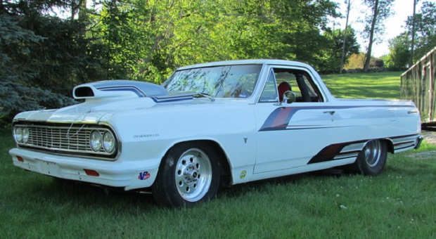 Today's Cool Car Find is this 1965 El Camino