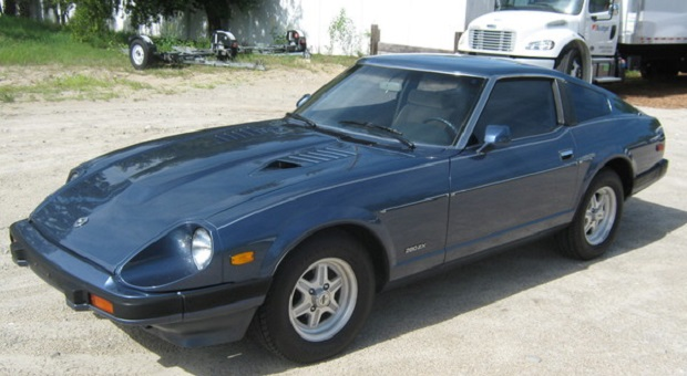 Today's Cool Car Find is this 1983 Datsun Nissan 280ZX