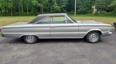 Today's Cool Car Find is this 1967 Plymouth Belvedere