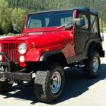 Today's Cool Car Find is this 1975 Jeep CJ 5
