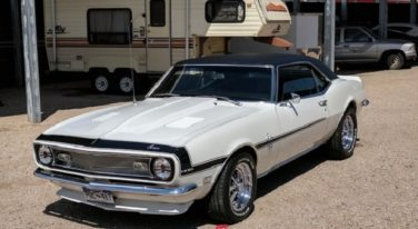 Today's Cool Car Find is this 1968 Chevrolet Camaro