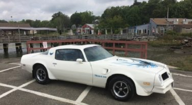 Today's Cool Car Find is this 1976 Pontiac Firebird