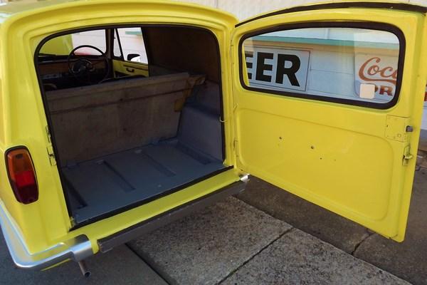Reliant Robin Car Battery