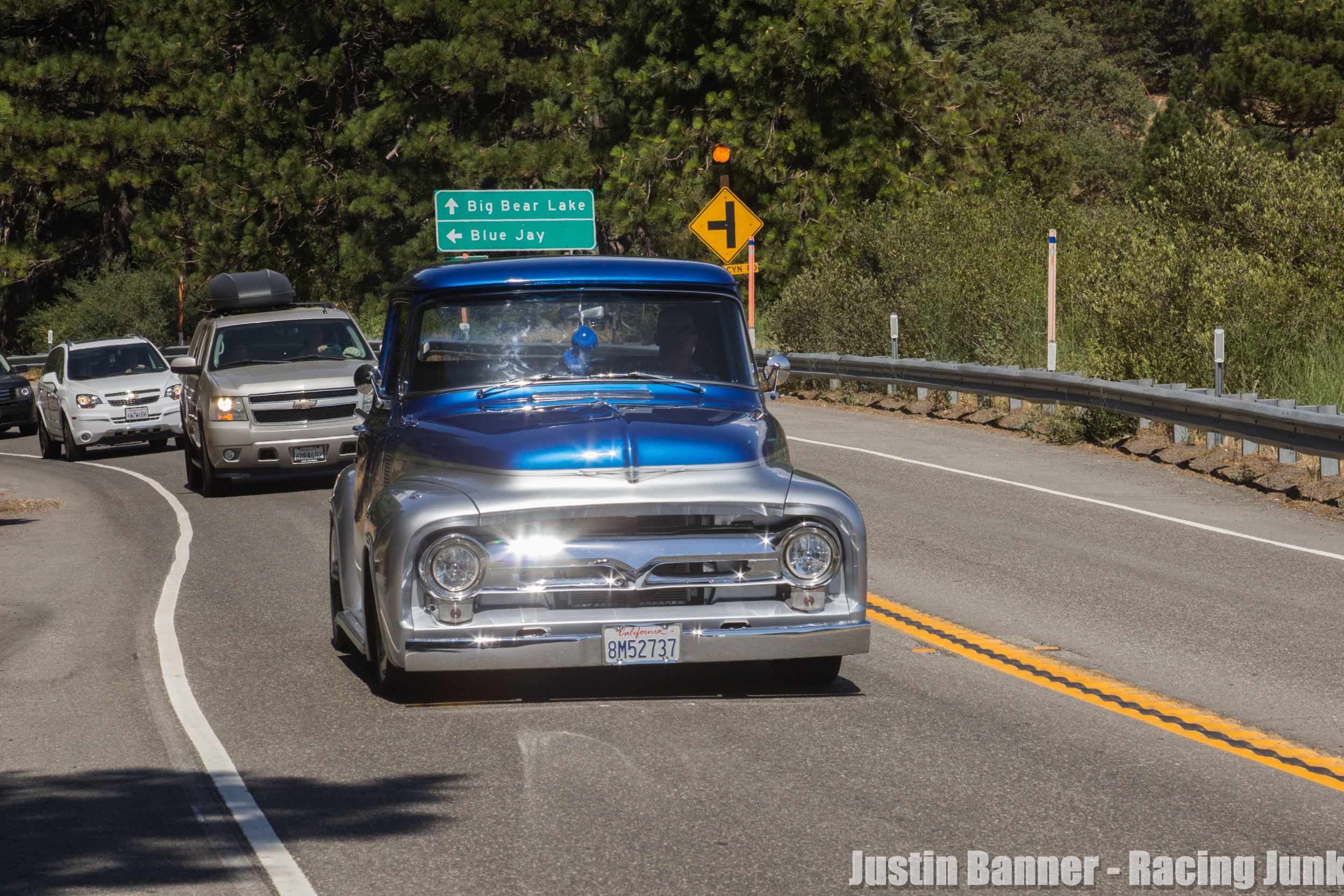 1956 Ford Pickup Show Truck is a Daily Driver