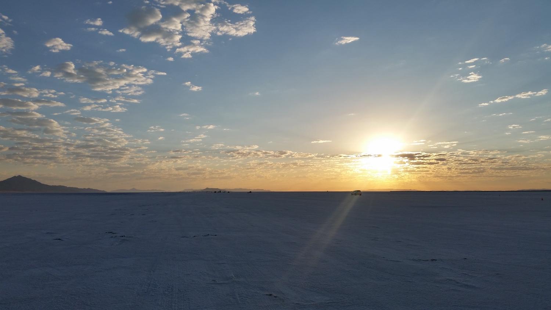 Bonneville Salt Flats 2017