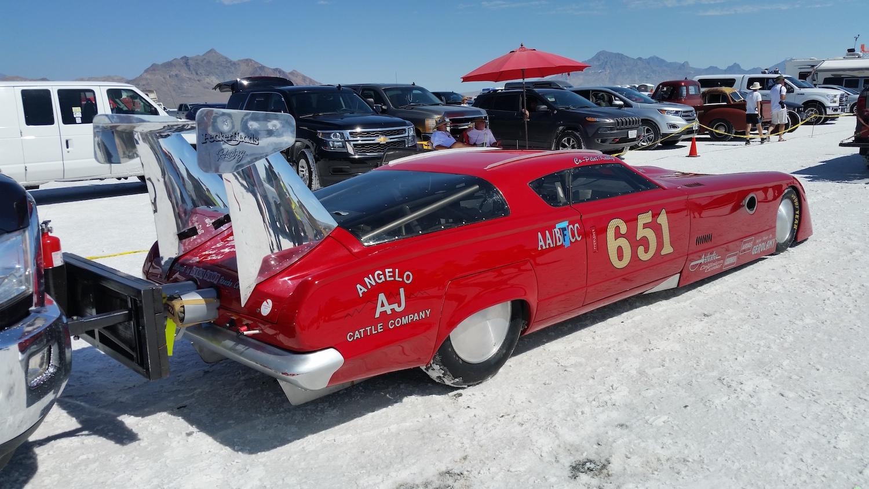 Bonneville Race Cars