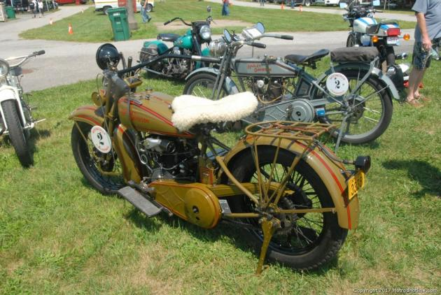 Gallery: Antique Motorcycle Club of America Yankee Chapter National Meet