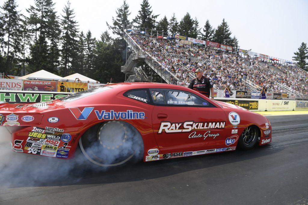 Brown Hight And Skillman Prevail At 2017 Nhra Northwest