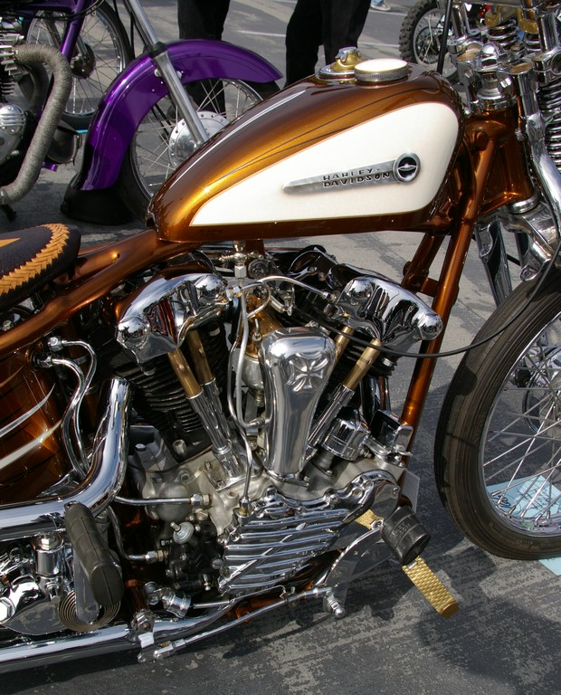 A Slideshow History of the Harley-Davidson, Part 1