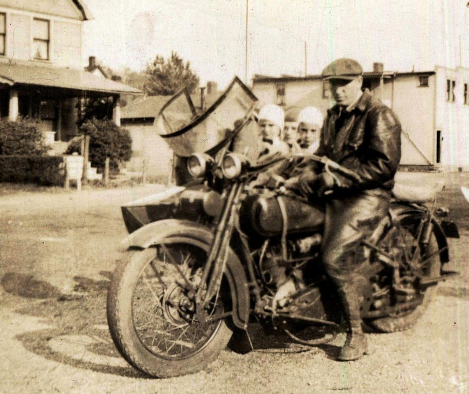 A Slideshow History of the Harley-Davidson, Part 2